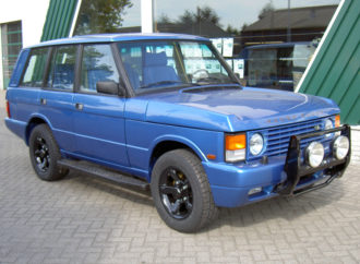Make over Range Rover Classic