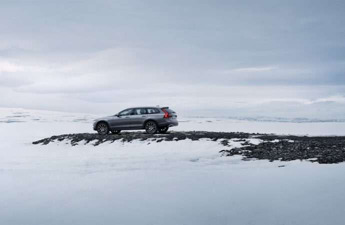 Volvo onthult V90 Cross Country