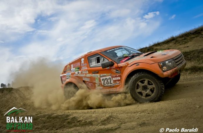 LEG 2 Balkan Offroad Rallye: souvenirs of the mountains