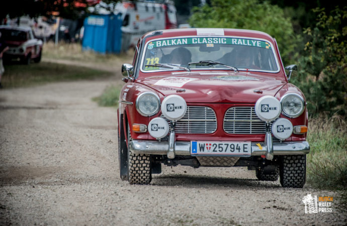 Balkan Classic Rallye: Europe's first endurance rally for classic cars