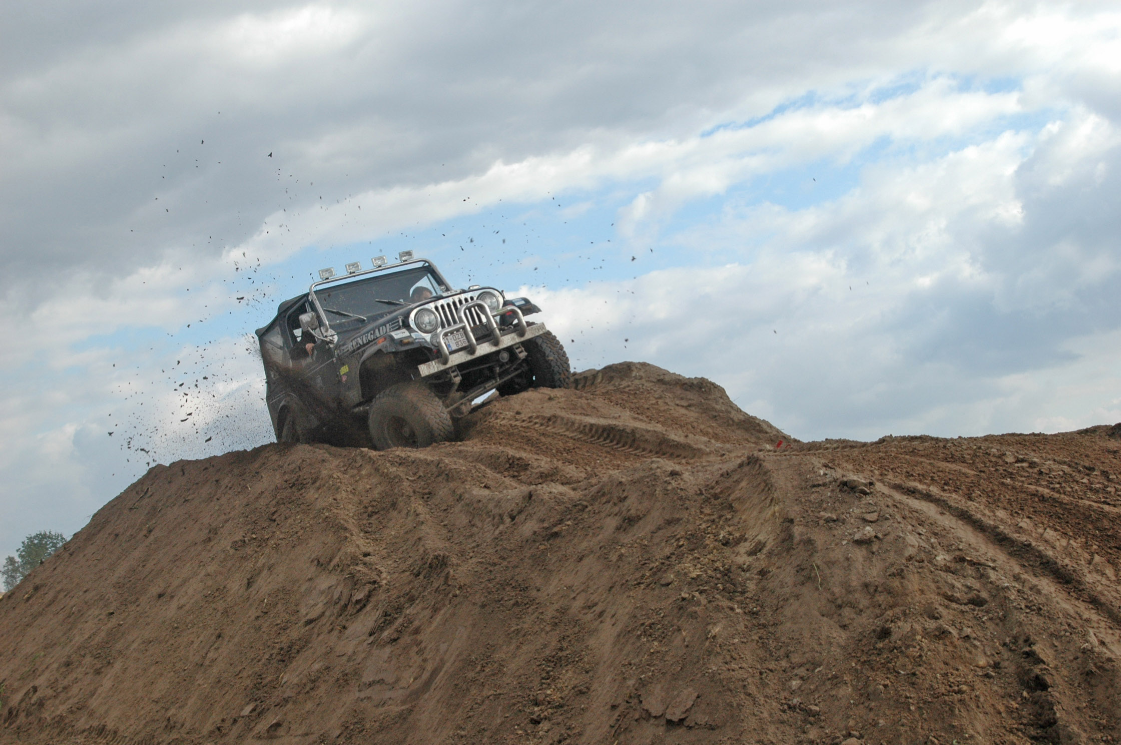 Offroad Budel