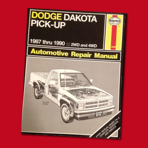 DODGE DAKOTA Pickups