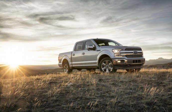 Ford onthult nieuwe F150