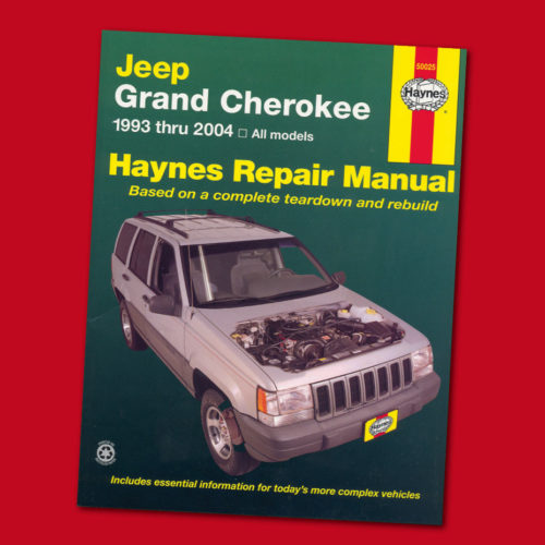 JEEP GRAND CHEROKEE autom. repair manual
