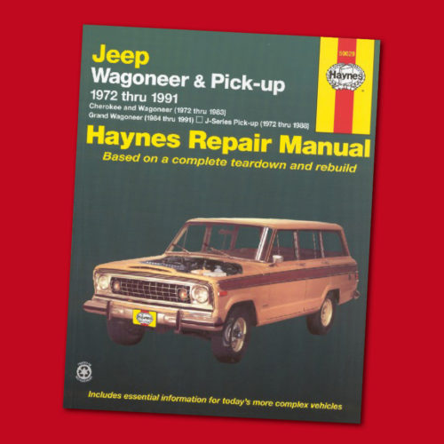 JEEP WAGONEER & PICKUP