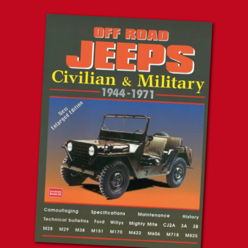 OFF ROAD JEEPS CIVILIAN & MILITARY
