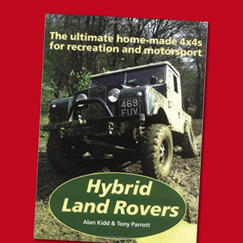 HYBRID LAND ROVERS
