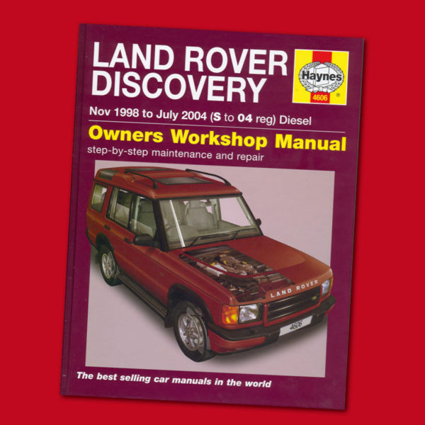 LAND ROVER DISCOVERY 'SERIES 2'