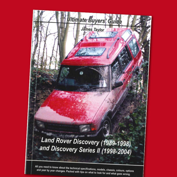 LAND ROVER DISCOVERY SERIES I & II