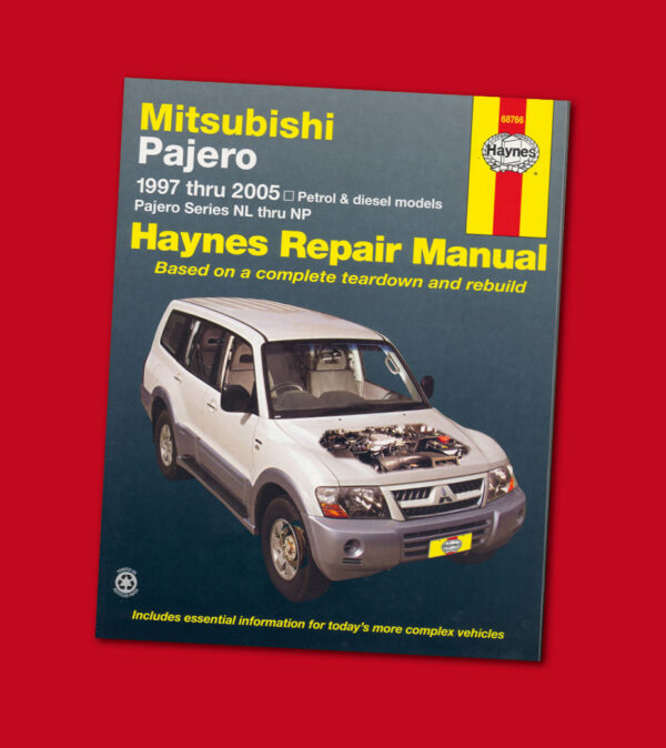 MITSUBISHI PAJERO Repair Manual