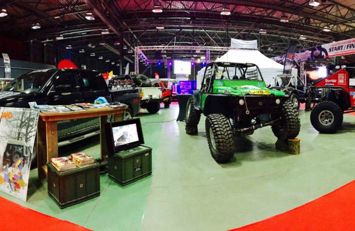 4WD Magazine en General Tire on tour
