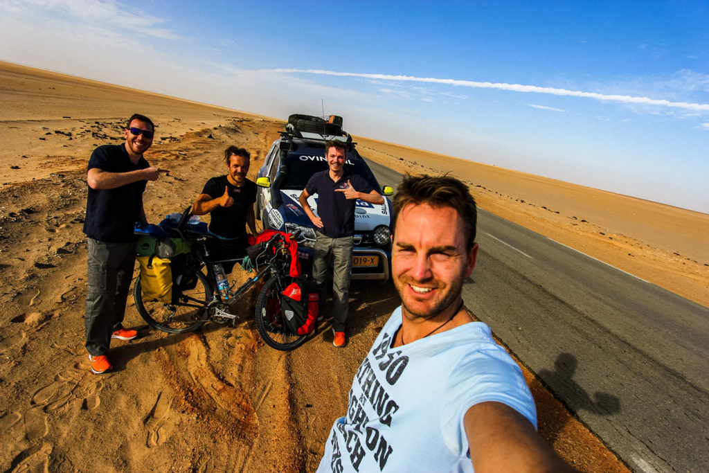 From Mauritania to Mali, a road full of surprises