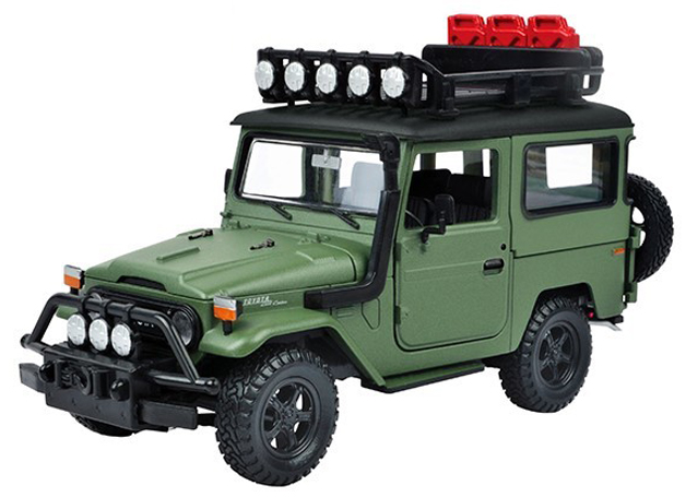 toyota fj40 land cruiser 4wd magazine. Black Bedroom Furniture Sets. Home Design Ideas
