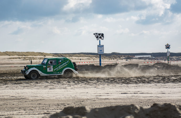 'Stoelendans' in de eb-NK Offroad Racing Series 2017