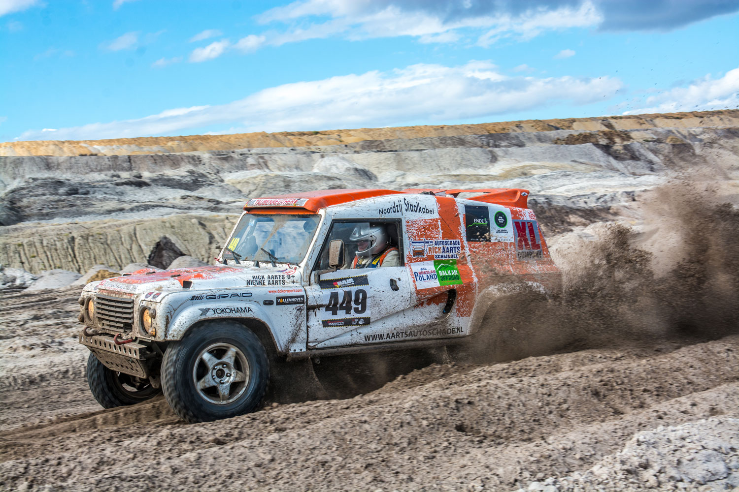 eb-NK Offroad Racing Series 2017
