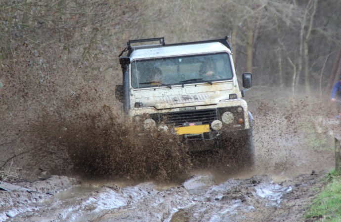 Recreatieve SUV en 4×4 rit over de Veluwe