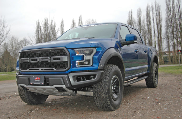 Ford F-150 Raptor SVT: …The return of The Beast…