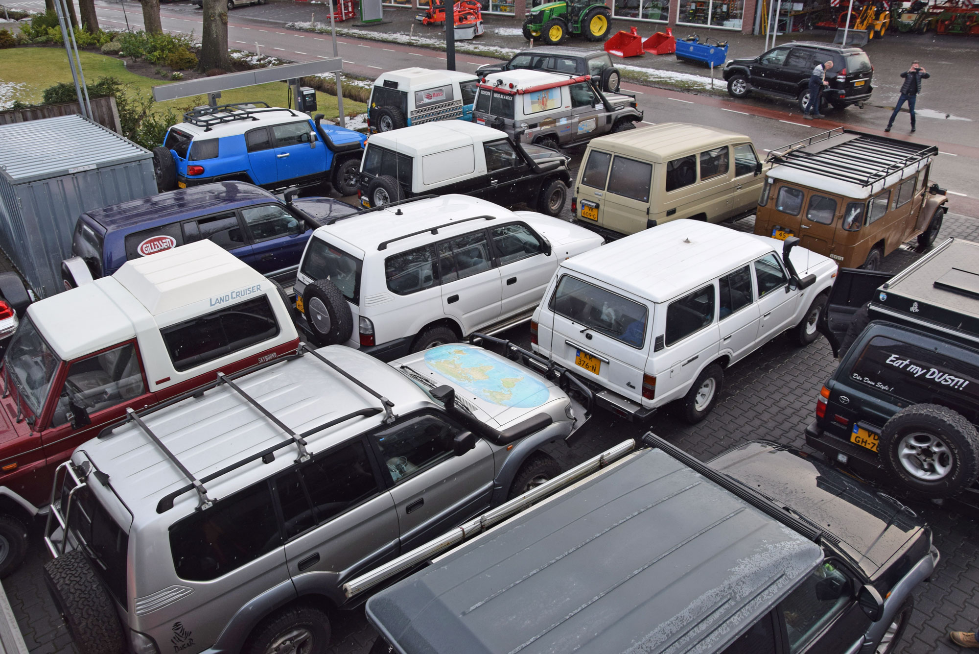 Land Cruiser Club