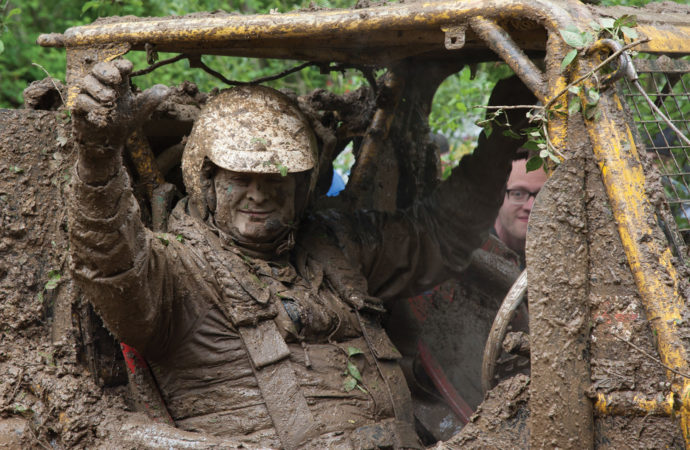 International Masters of Mud Trophy
