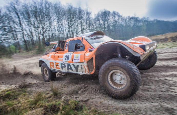 Dollevoet wint eb-NK Offroad Racing in Havelte