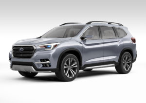 Subaru Ascent SUV