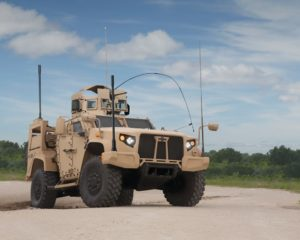 US Joint Light Tactical Vehicle