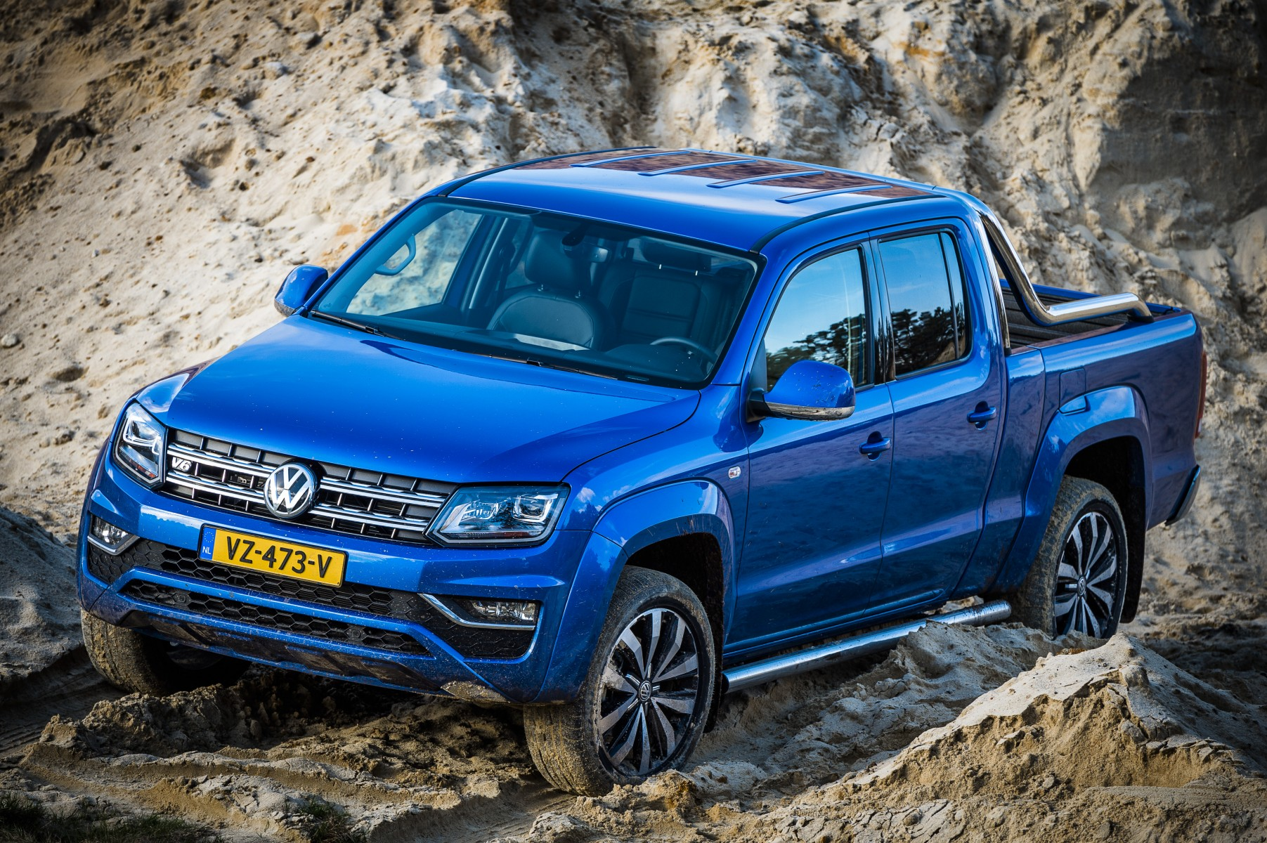 nieuwe volkswagen amarok 3 0 v6 tdi 4wd magazine. Black Bedroom Furniture Sets. Home Design Ideas