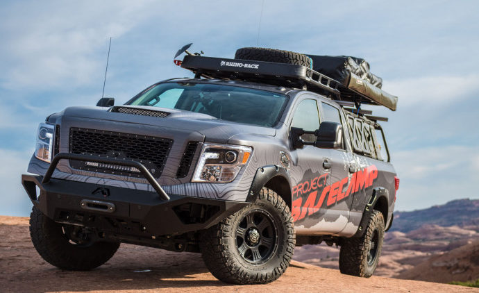 Nissan Titan XD 'Project Basecamp'
