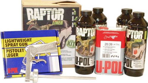 Raptor, de no-nonsense laadvloer coating