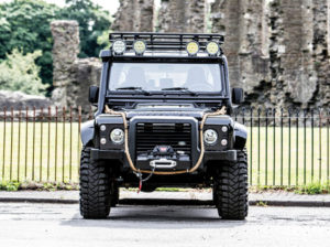 Land Rover Defender SVX JB 24