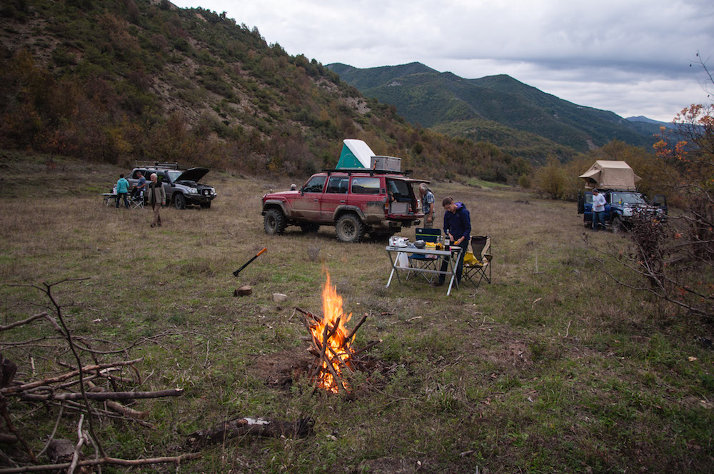 4WD Travel Experience: 17 december