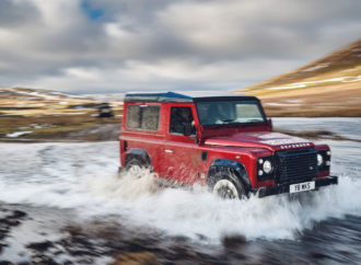 Land Rover lanceert Defender Works V8