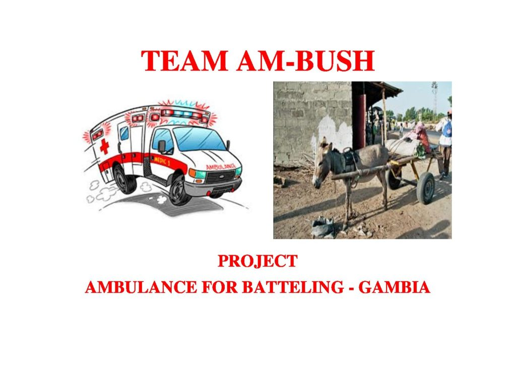 Team AM-Bush