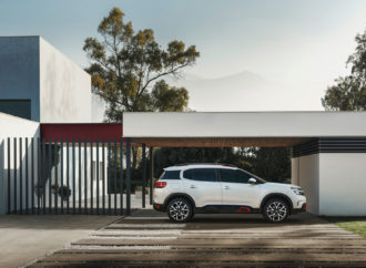 SUV C5 Aircross onthult