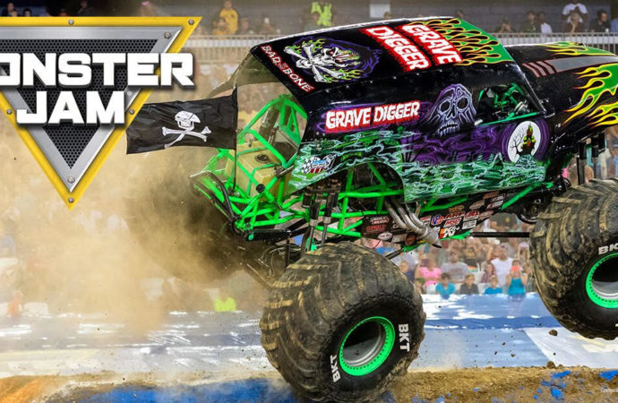 Monster Jam is terug!