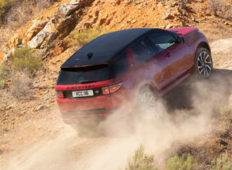 Nieuwe Land Rover Discovery Sport