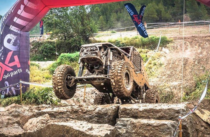 Jaap Betsema maakt rentree in Ultra4 Europe in King of Spain 2019