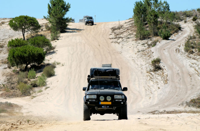4WD Travel = All inclusive Avontuur!