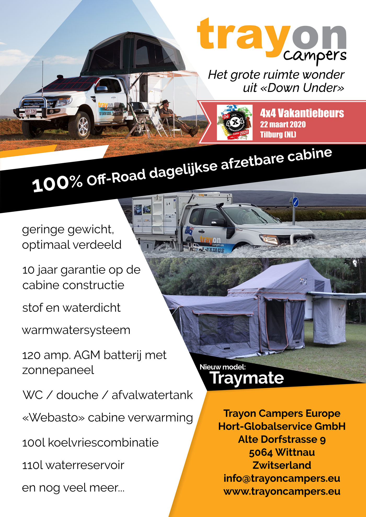 Trayon Campers