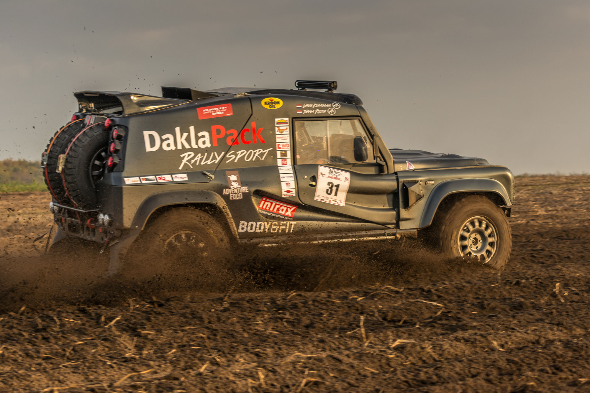 Daklapack Rallysport: 'Rally rijden is our Way of Life…'