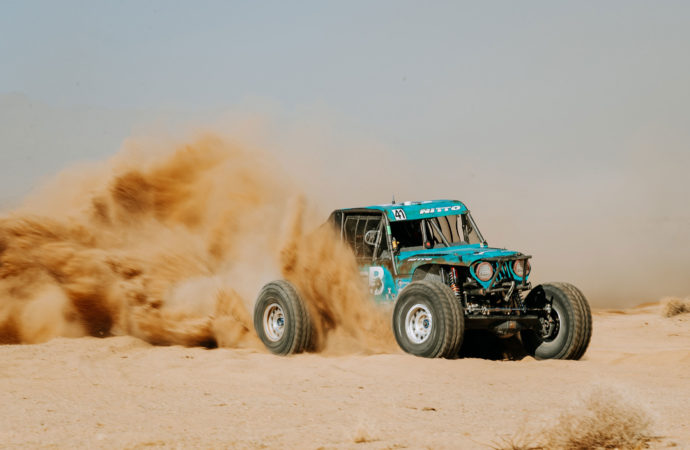 Nitto King of Hammers 2020