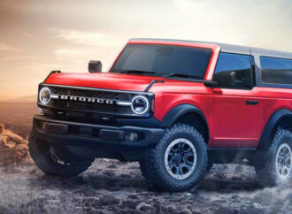 Ford Bronco vertraagd