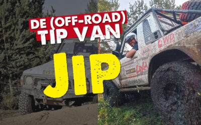 De (off-road) Tip van Jip