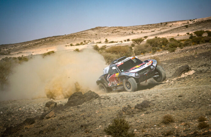 Nabeschouwing 43ste Dakar Rally