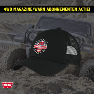 WARN 70TH Anniversary CAP