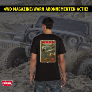WARN 70TH Anniversary T-Shirt