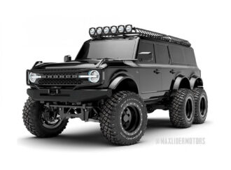 Ford Bronco 6×6